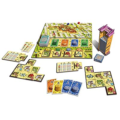 Queen Games Alhambra: Revised Edition: Toys & Games