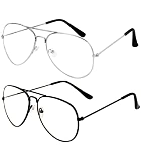 f204ddb32f Y S Sunglasses for Men and Women (Clear)  Amazon.in  Clothing ...