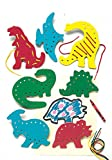 PlayMonster Lacing & Tracing - Dinosaurs