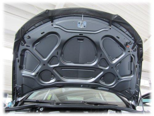 AB-00179 PROTECTOR DEL CAPO Ibiza 6J Facelift 2012- Bonnet Bra TUNING: Amazon.es: Coche y moto