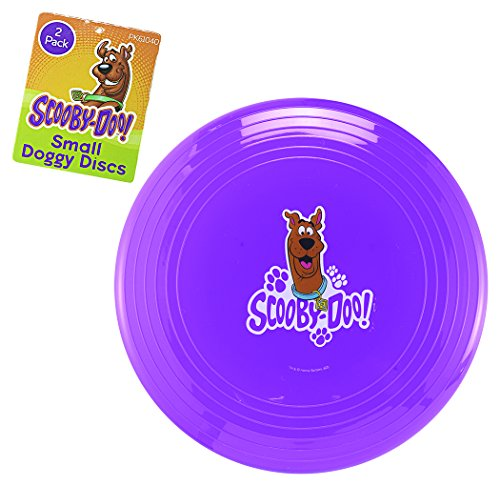 Scooby Doo Small Disk (2 Pack)