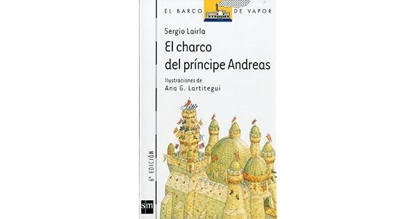 El charco del príncipe Andreas