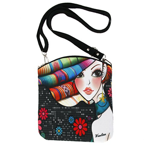Canvas Handbag Messenger Women Satchel Bag Shoulder Crossbody Fashion 5q4wOPP