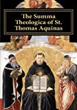 Image of The Summa Theologica of St. Thomas Aquinas: Prima Pars QQ I - CIXX