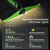 Grow Light, VIPARSPECTRA P1500 Full Spectrum LED