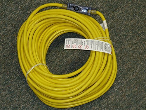 Price comparison product image Prime 100ft Extension Cord 12 / 3 -Sjtw by Prime