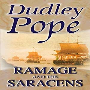 Ramage and the Saracens Audiobook
