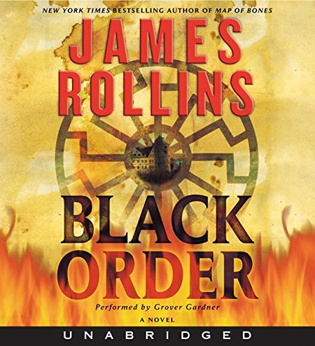 Black Order: A Sigma Force Novel by HarperAudio