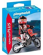 Playmobil 9357 - motorcross-bestuurder spel