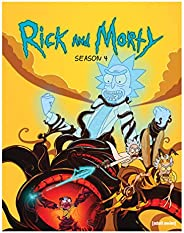 Rick and Morty: Season 4 (Steelbook/Blu-ray + Digital Code)