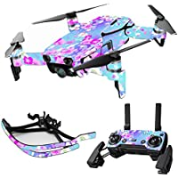 MightySkins Skin for DJI Mavic Air Drone - In Bloom | Max Combo Protective, Durable, and Unique Vinyl Decal wrap cover | Easy To Apply, Remove, and Change Styles | Made in the USA