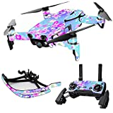 MightySkins Skin for DJI Max Coverage – in Bloom | Protective, Durable, and Unique Vinyl Decal wrap Cover | Easy to Apply, Remove, and Change Styles | Made in The USA