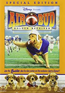 NEW Air Bud: Golden Receiver (DVD)