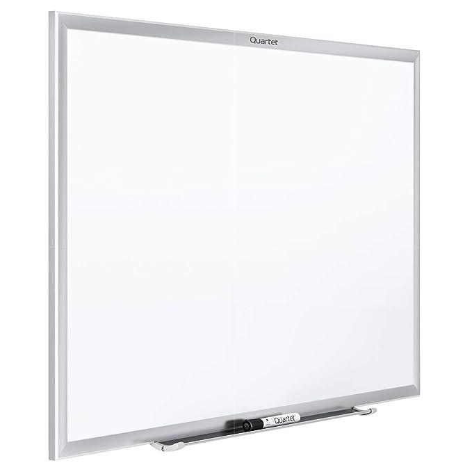 Amazon.com: Quartet pizarra blanca magnética estándar ...