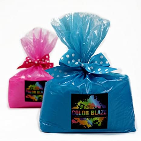 Color Powder Gender Reveal >> Gender Reveal Pink And Blue Color Powder Combo Pack 5 Pounds Of Each Color