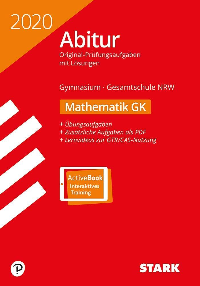 STARK Abiturprüfung NRW 2020   Mathematik GK