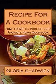 how to write and publish a cookbook in youtube
