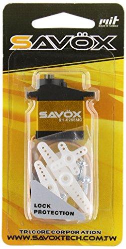 Savox SH-0255MG Micro Metal Gear Digital - Servo Gear Airtronics
