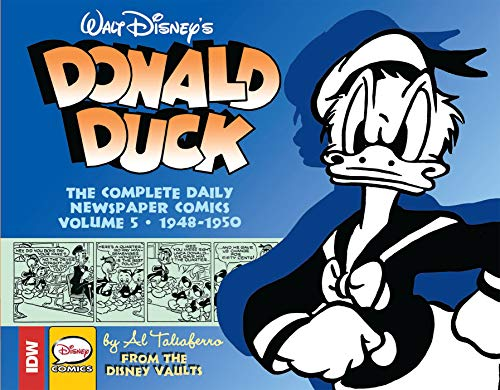 Pdf Graphic Novels Walt Disney's Donald Duck: The Daily Newspaper Comics Volume 5 (DONALD DUCK Daily Newspaper)