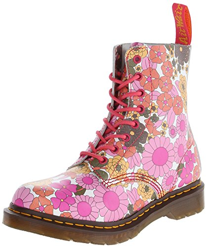 (Dr. Martens Women's Pascal-W, Pink 3 UK/5 M US)