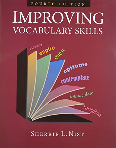 improving vocabulary in essays Nine basic ways to improve your style in academic writing use the vocabulary that you know don't always feel you have to use big words.