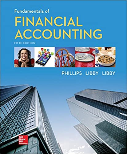 Fundamentals of financial accounting fred phillips associate fundamentals of financial accounting 5th edition fandeluxe Image collections