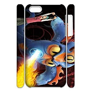 Big Hero 6 FG0085708 3D Art Print Design Phone Back Case Customized Hard Shell Protection Iphone 5C