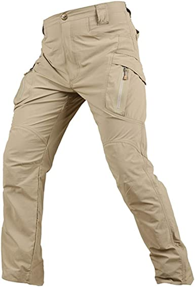 Amazon Com Lcam Summer Ix9 Pantalones Tacticos Militares De Secado Rapido Tejido De Nailon Impermeables Xxxl Clothing