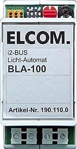 Elcom luz automático BLA-100 carryox-Audio-componente igrec para puerta/vídeo portero 4250111810371