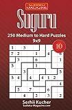 Suguru - 250 Medium to Hard Puzzles 9x9 (Volume 10)