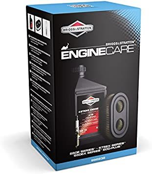 Briggs /& Stratton Engine Care 550E 575EX Series 550EX Series EcoPlus Service Kit