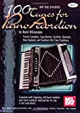 100 Tunes for Piano Accordion, David Digiuseppe, 0786648007