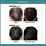 Nutrafol Men's Hair Growth Supplement for