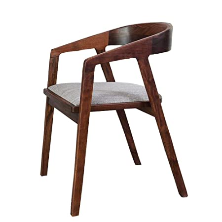 Solid Wood Dining Chair Study Computer Chair Modern Office