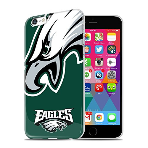 NFL Philadelphia Eagles Sports XL TPU Case for iPhone 6