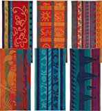 KAUFMAN - Promo Assorted Jacquard Beach Towel, (104700), 30in x 60in, Packed 48 per carton