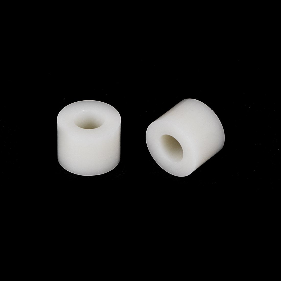 uxcell Round Spacers Washers for M3 Screws ABS OD 7m ID 4mm Height 6mm50pcs