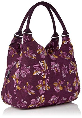 Cm De Varios Fl Lado 39x34 Bolsa Bagsational Para Kipling Mujer Medio herridage 5x16 Colores qwUzWxB