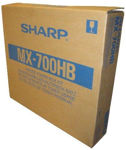 - MX700HB Genuine Sharp Waste Toner Box