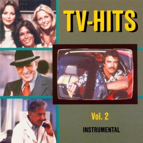 tv-2 - High Chaperal, I Spy, Kojak, L.a. Law, Theme From Charlie