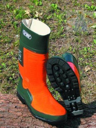 FOREST-JACK Forststiefel Schnittschutzstiefel Klasse 3 Waldarbeiterstiefel