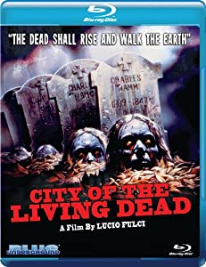 Cover Image for 'City of the Living Dead'