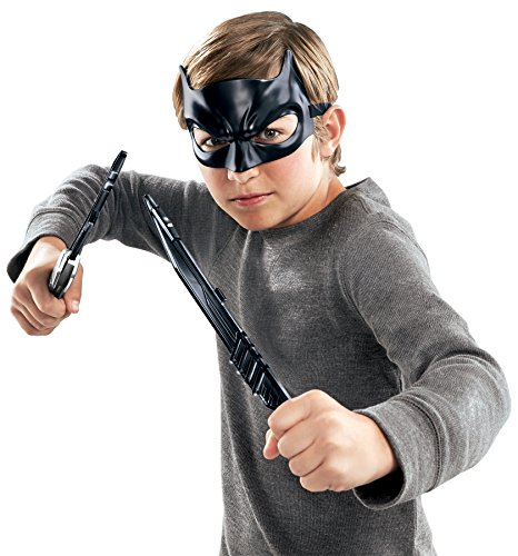 DC Justice League Batman Weapons (Realistic Batman Suit)