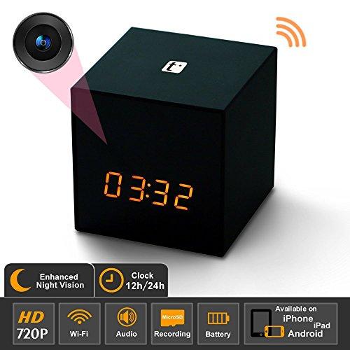Titathink TT531WN-PRO Enhanced Night Vision HD Wifi Covert Hidden