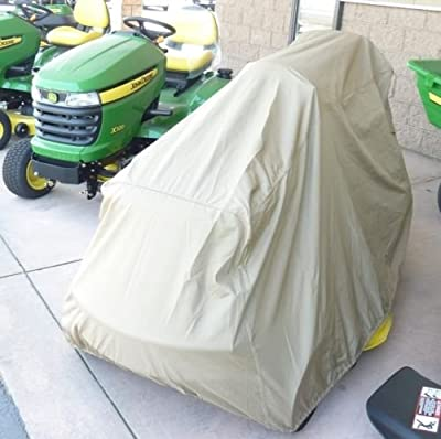 Paint cover - Taupe , car cover large riding mowers and garden tractors cover