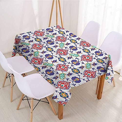 (ScottDecor Christmas Tablecloth Table Cover W 52