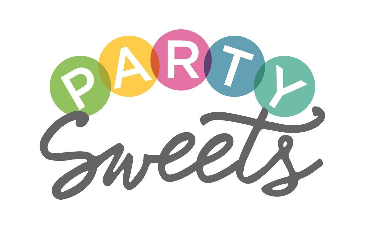 Party Sweets It's A Girl Buttermints by Hospitality Mints, Appx 300 mints, 7-Ounce Bags (Pack of 6) by Party Sweets