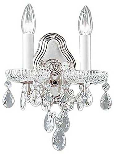 10 Maria Theresa Chandelier - Classic Lighting 8122 CH C Maria Theresa, Crystal Traditional, Chandelier, 6
