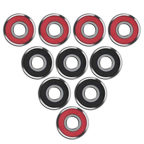 eBoot Bearings Skateboard Longboard Shielded product image