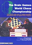 Brain Games World Chess Championship, Raymond Keene, 1857442687